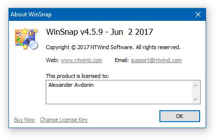 WinSnap v4.5.9
